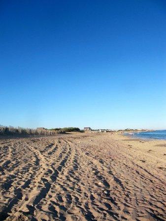 Kenny's Tipperary Inn: the beach