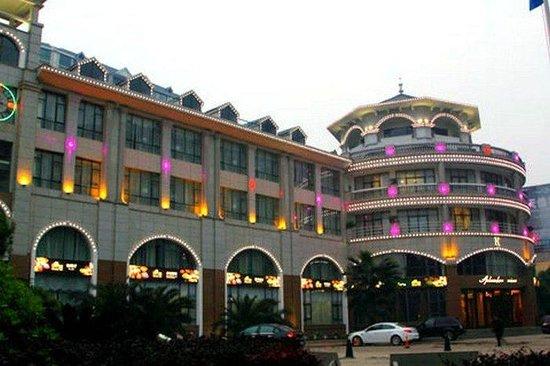 Splendor View Boutique Hotel: Exterior