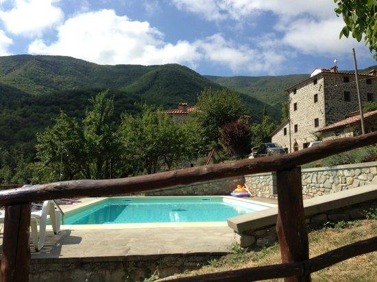 Bio Agriturismo Il Vigno: Pool