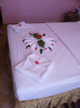 Tumen Hotel: every day your room was cleaned