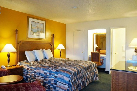 Classic Inn: Single Bed