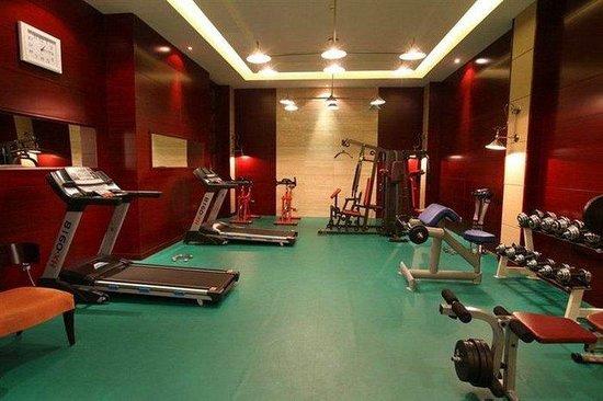 Qinghua International Hotel: Recreational Facilities