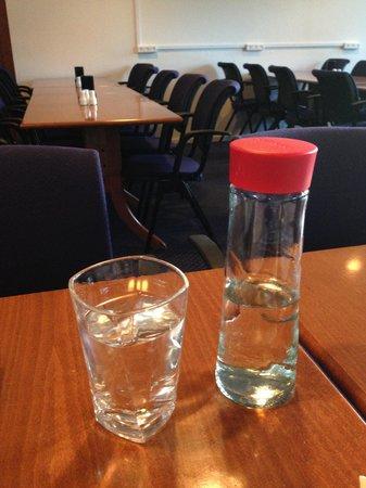 Scandic Aarhus Vest : Den dyre hotel vandhanevand