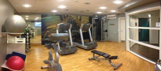 Scandic Aarhus Vest : Fitness