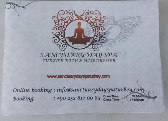 Sanctuary Day Spa & Turkish Bath : Best spa Ive ever been to!!!