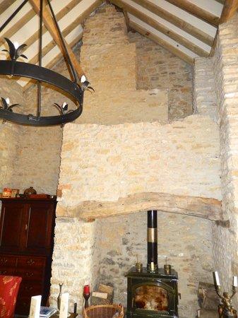 Munden House: Inside the main house