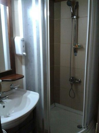 Hotel Akay: wc