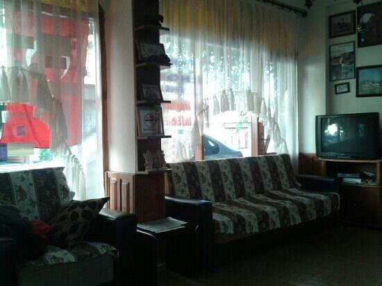Hotel Akay : recepción