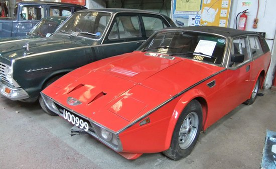 Llangollen Motor Museum: Douglas Hartley Special