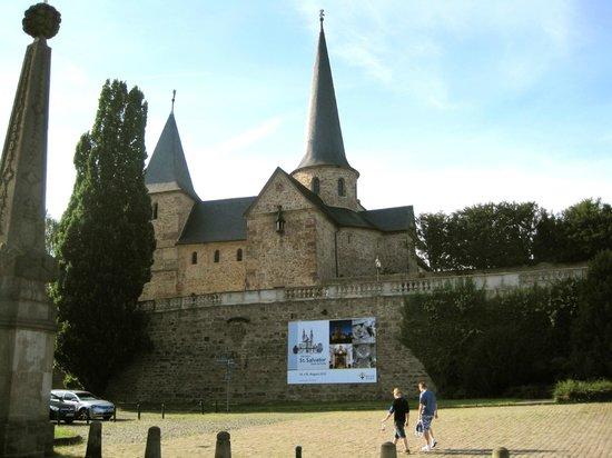 Michaelskirche: St Michael's church (9th-11th centuries)