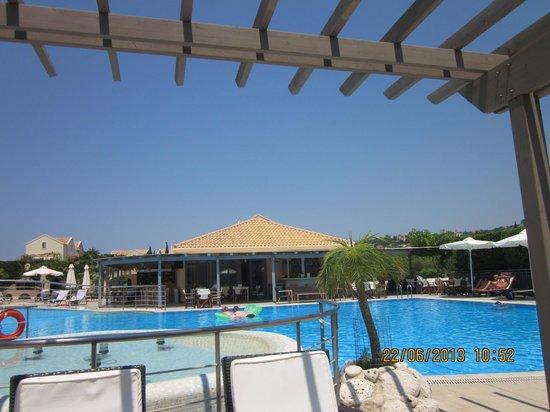 Avithos Resort: Hotel Pool