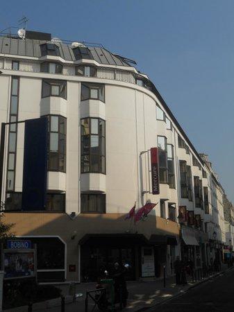 Mercure Paris Gare Montparnasse: Hotel