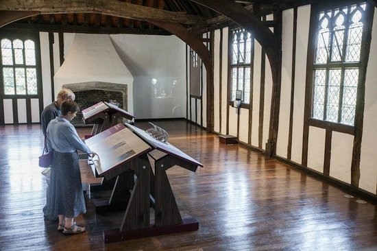 Prior's Chamber at Prittlewell Priory