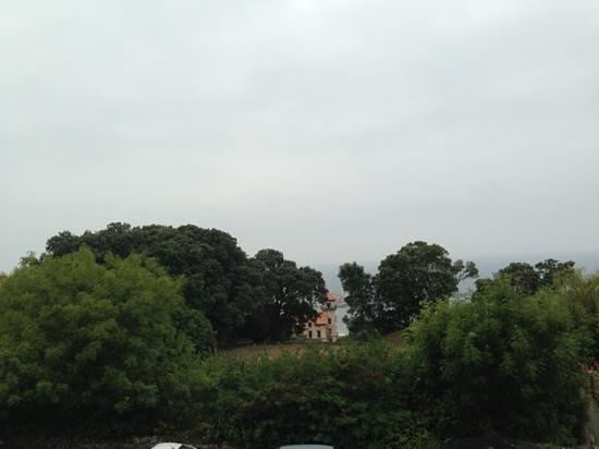 Apartamentos Mar Comillas: desde el balcón