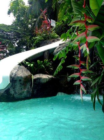 Sabah Hotel Sandakan: Pool