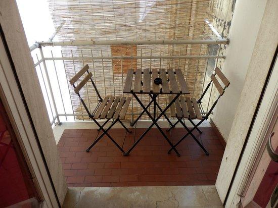 Ariel Bed & Breakfast : balconcino camera