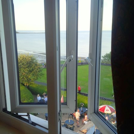 White Lodge Hotel: Great Sea Views