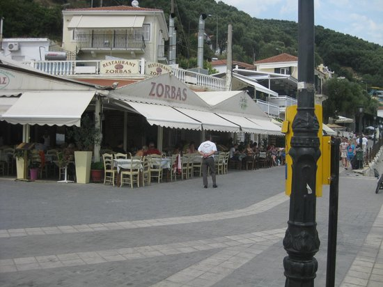 Zorbas Restaurant: zorbas