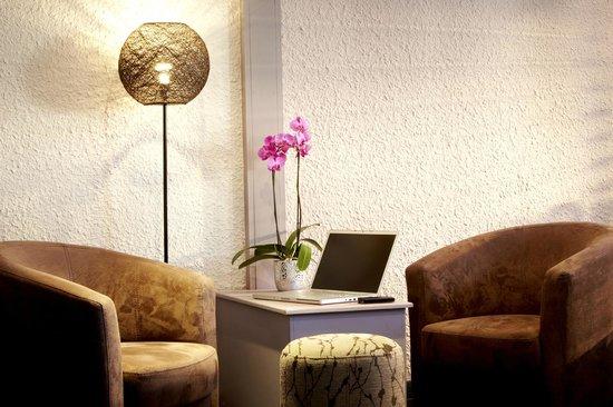 Kyriad Montelimar Centre : Lounge