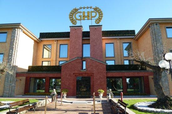 Grand Hotel Del Parco: Ingresso hotel