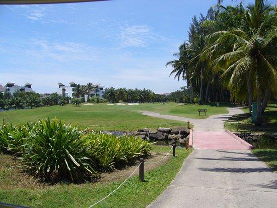 Sutera Harbour Golf & Country Club: ゴルフ場1
