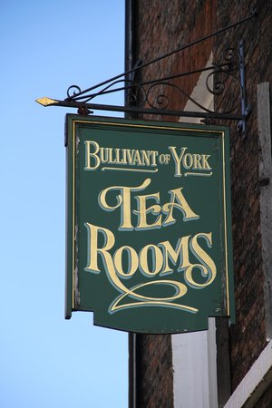 Bullivant of York: A traditional sign for traditional values