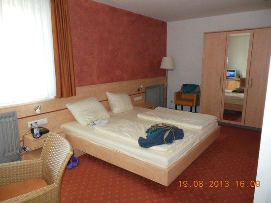 TerraVentura Hotel Resort Spa: unser Zimmer Rom 2