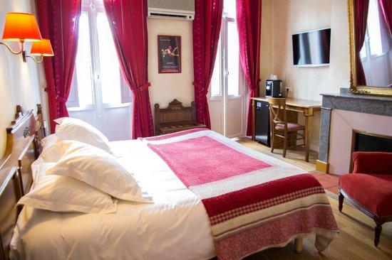 Hotel Albert 1er: Chambre Supérieure King Size