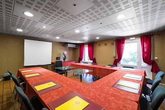 P'tit Déj-Hôtel Valence : Meeting Room