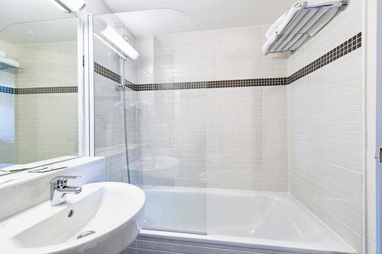 P'tit Déj-Hôtel Valence : Bathroom