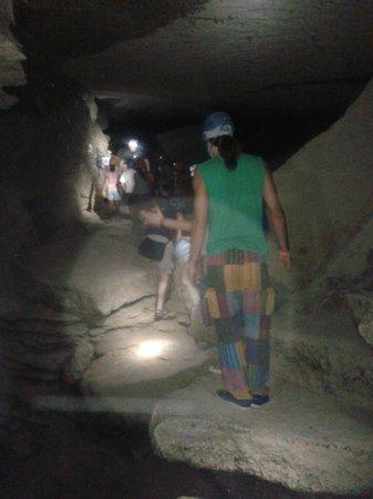 Cuevas de Sorbas : Cueva de Sorba