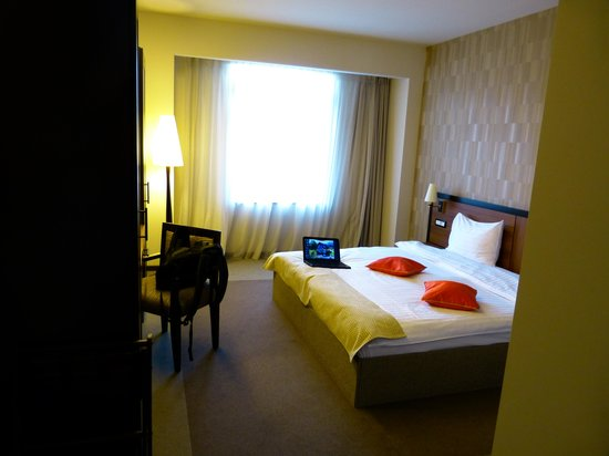 Europa Royale Bucharest: my bedroom