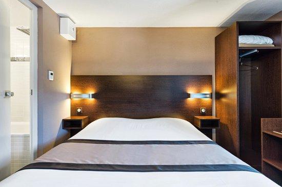 P'tit Déj-Hôtel Valence : Double Room