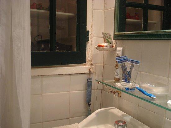Amandari : Salle de bain