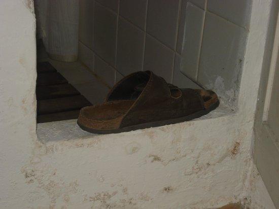 Amandari : Entrée salle de bain
