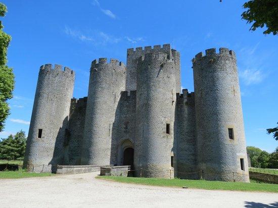Le Château de Roquetaillade : Chateau de Roquetaillade