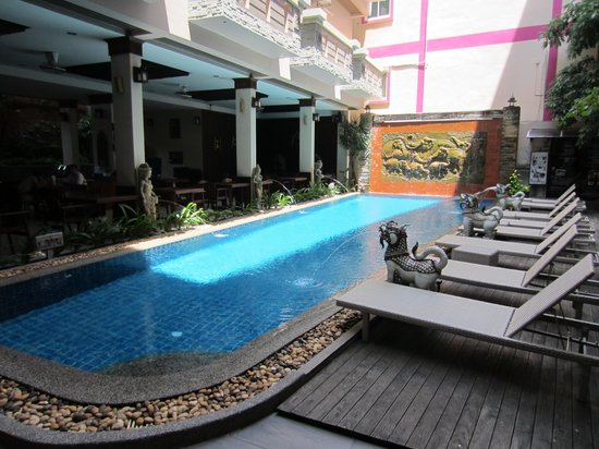 Seeka Boutique Resort: Swimming Pool