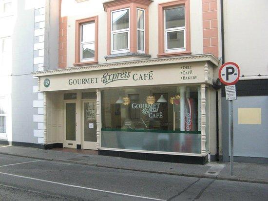 Gourmet Express Cafe: Gourmet Express