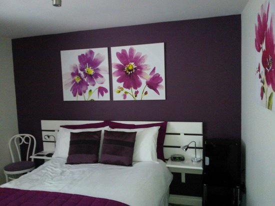 Heather Brae Bed and Breakfast: Bedroom