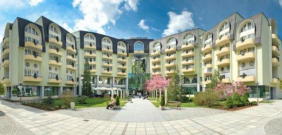 Rogaska Slatina, Slovenia: hotel