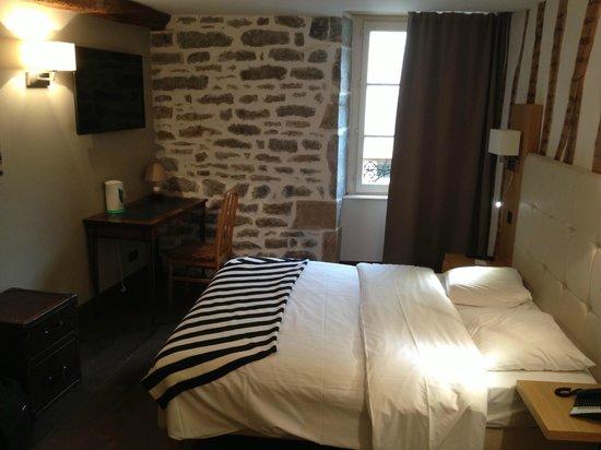 Hotel de la Cote d'Or: chambre 302