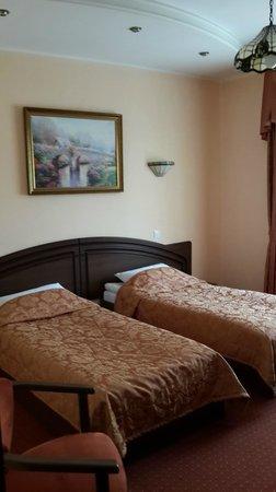 Hotel Edem: удобные кровати
