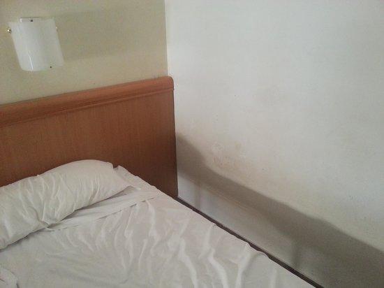 Hotel l'Alguer : Wall