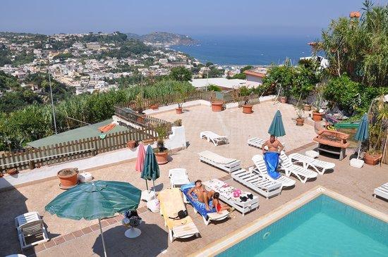 Hotel Parco Osiride : VISTA DALLA CAMERA 25