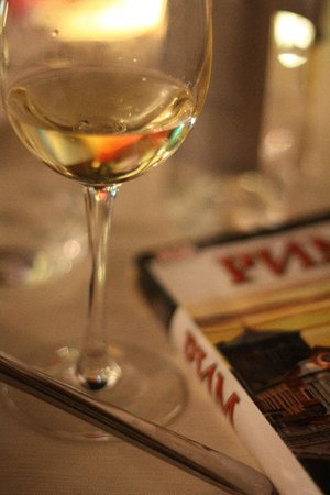 Terrazza Margutta : Прекрасный ужин