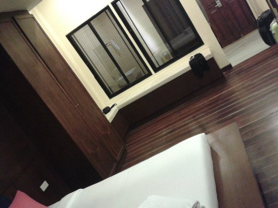 Sabye Bangkok Hotel : Stanza 12
