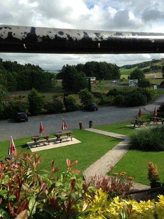 The Gateway Inn: view