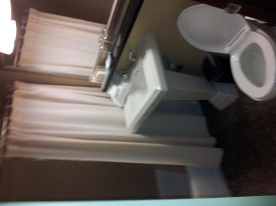 Wyndham Garden Newark Airport: bathroom