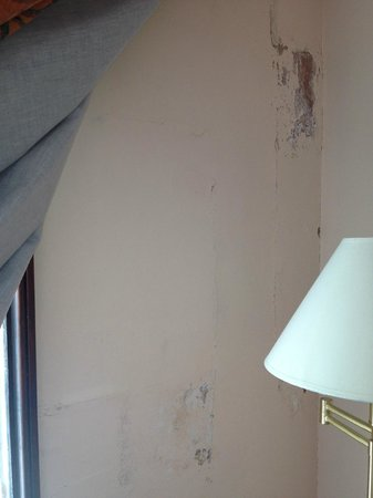 BEST WESTERN PLUS Cedar Court Hotel: DAMP