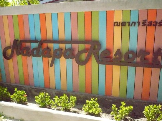 Nadapa Resort Koh Tao: entrée